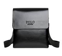 Стильная мужская сумка Polo. Несколько размеров.