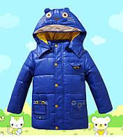 Пуховая детская куртка для мальчика