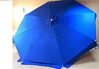 Зонт Барный плотная ткань 8 спиц пластик ( аналог черниговское,липтон ) 3 метра ПРОИЗВОДСТВО ТУРЦИЯ, фото 1