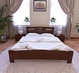 """Кровать двуспальная от """"Wooden Boss"""" Токио (спальное место 180х190/200), фото 2"""