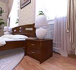 """Кровать двуспальная от """"Wooden Boss"""" Токио (спальное место 180х190/200), фото 3"""