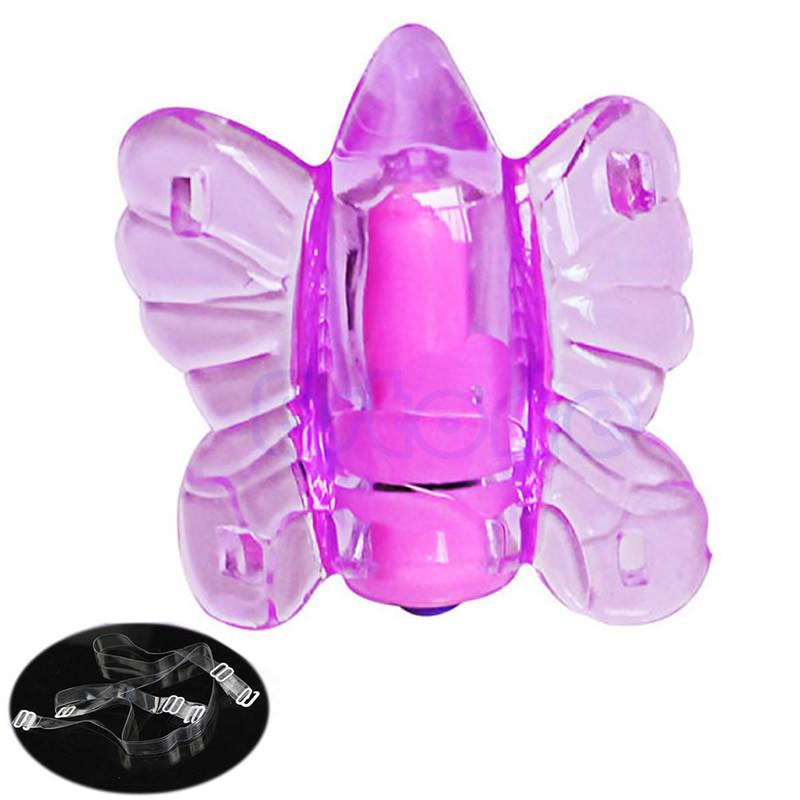 Клиторальный вибратор бабочка