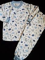 Комплект детская пижама, байка 98-104р