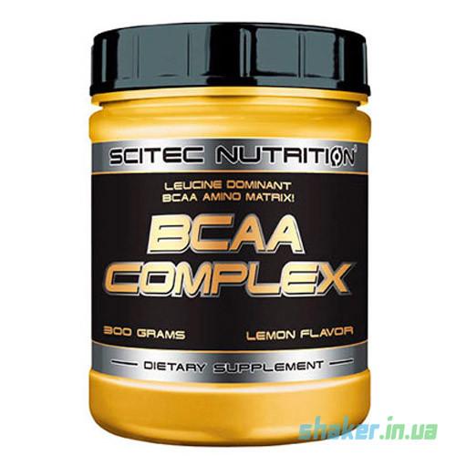 БЦАА Scitec Nutrition BCAA Complex (300 г) скайтек комплекс lemon