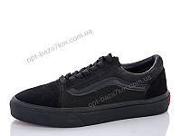 Кроссовки женские SportLine B vans black (36-40) - купить оптом на 7км в одессе