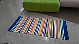 Ковры для ванной пестрые яркие крависые модные ковры, фото 3