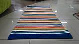 Ковры для ванной пестрые яркие крависые модные ковры, фото 2