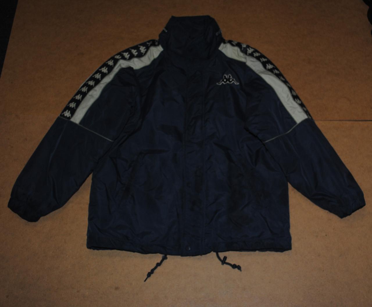 Kappa теплая куртка с лампасами, цена 520 грн., купить в Полтаве ... 42d2e250d68