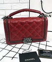 Женская сумка CHANEL Le Boy Flap With Top Handle (9584), фото 1