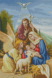 Схема для вышивки / вышивания бисером «Різдво Христове» (В1) 70x100