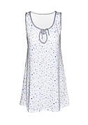 Ночная рубашка Звезды (синие)