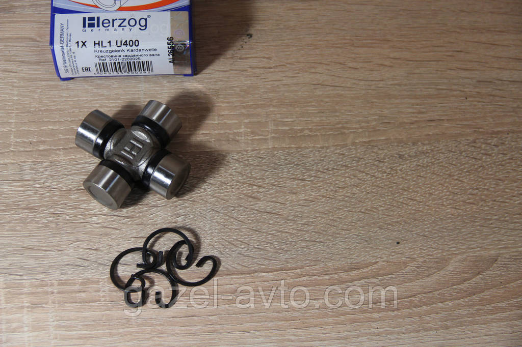 Крестовина вала кардана ВАЗ 2101-07 (пр-во HERZOG)