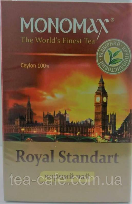 """Чай чорний Мономах """"Royal Standart"""" 70 гр."""