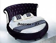 Кровать круглая Элегия-40 (Мебель-Плюс TM), фото 2
