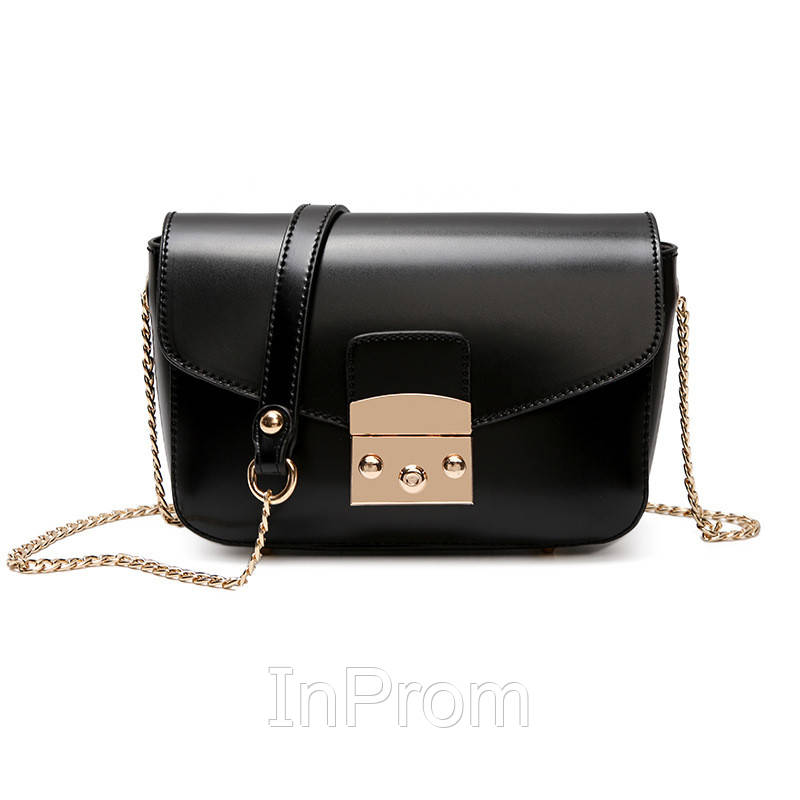 Сумка Jennyfer Mini Black