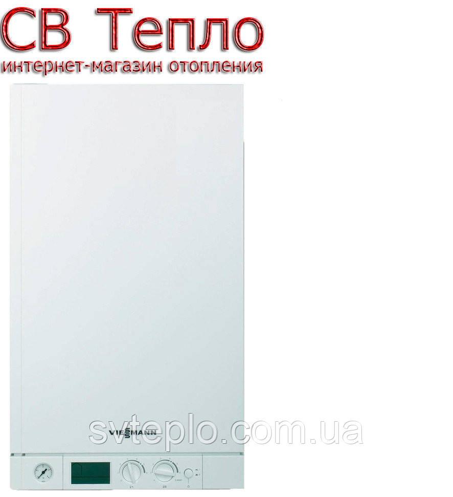 Газовый котел VIESSMANN Vitopend 100 WH1D257 - 29 кВт (turbo)