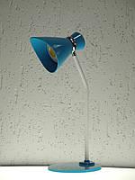 049-015-00063 Світильник настільний LED 6W синій дімер 300Lm