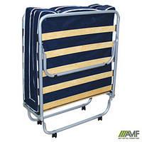 Кровать раскладная с матрасом Классик 190х80 Фортуна