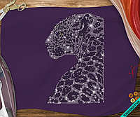 Термопринты на шляпы Ягуар (Стекло,2мм-бел.,2мм-черн.,2мм-зел.)