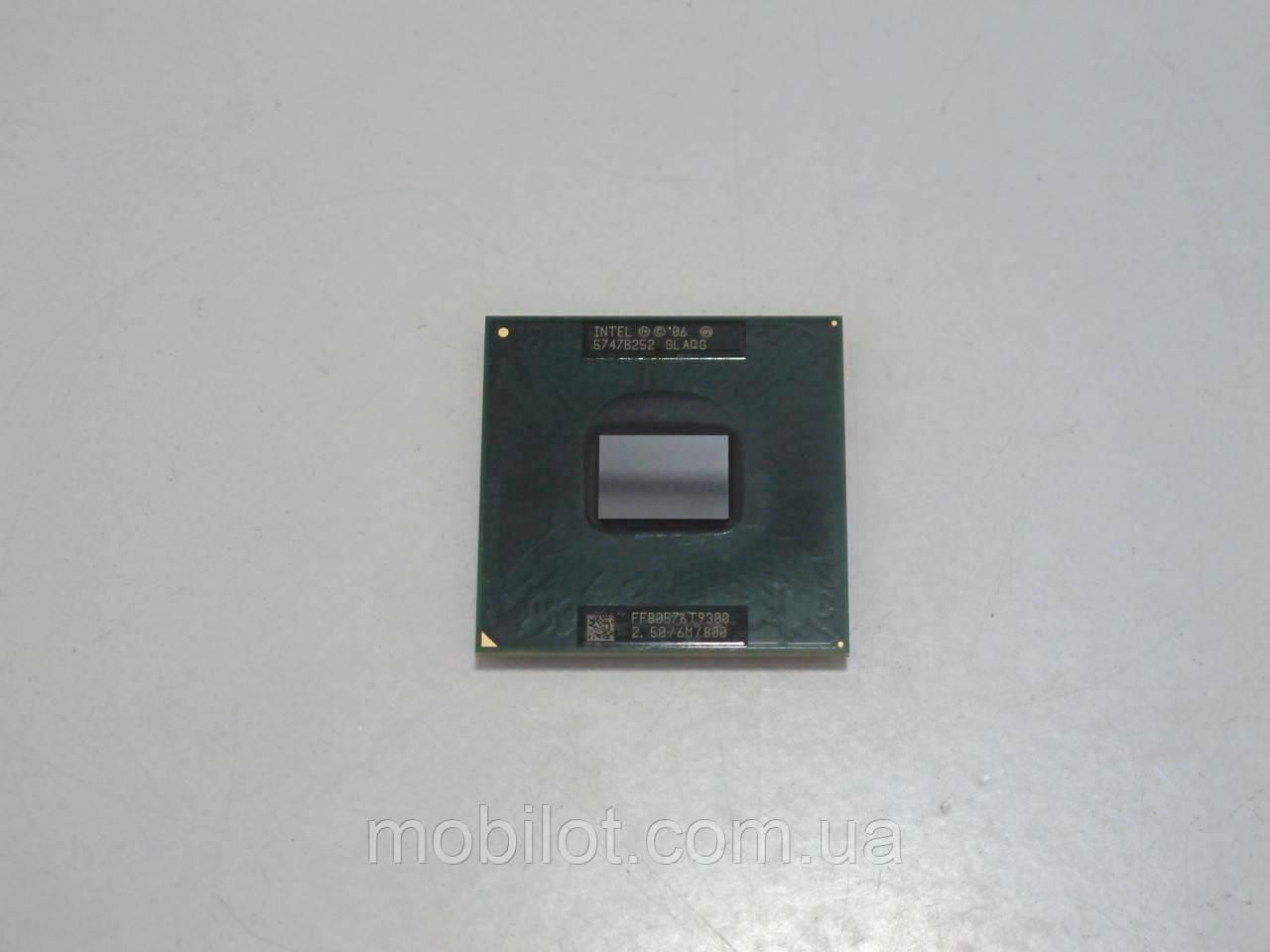 Процессор Intel Core 2 Duo T9300 (NZ-6440)