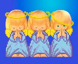 Схема для вышивки / вышивания бисером «Майже ідеальний» Гол (A5) 15x18