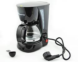 Кофеварка капельная Domotec MS-0707 (машина для кофе Домотек)