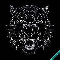 Картинки на бархат Тигр (Стекло,2мм-бел.,3мм-бел.,4мм-бел.), фото 1