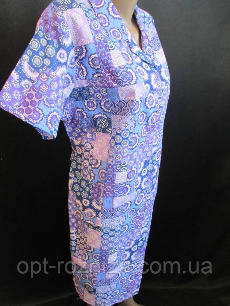 bc1531532e650 Купить Летний халат из ситца от производителя. оптом и в розницу в ...