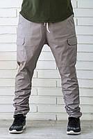 Стильные молодежные брюки джогеры, фото 1