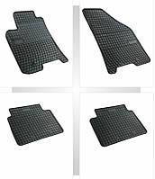Резиновые ковры CHEVROLET LACETTI с 2005- / цвет:черный / производитель Frogum