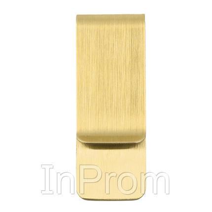 Зажим для денег OYS Classic Gold, фото 2
