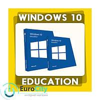 Операционная система Microsoft Windows 10 Education (x32-x64). Электронный ключ активации - 1PC