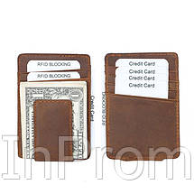 Зажим для денег RFID V533, фото 3