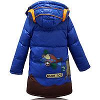 Зимняя пуховая куртка для мальчика
