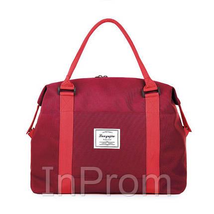 Дорожная сумка Sansida DC, фото 2