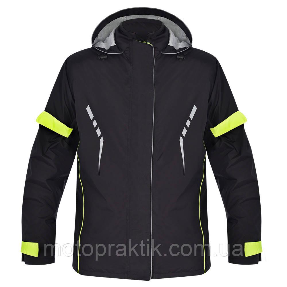 Oxford Stormseal Over Jacket, Black, S Мотокуртка дощова