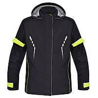 Oxford Stormseal Over Jacket, Black, S Мотокуртка дощова, фото 1