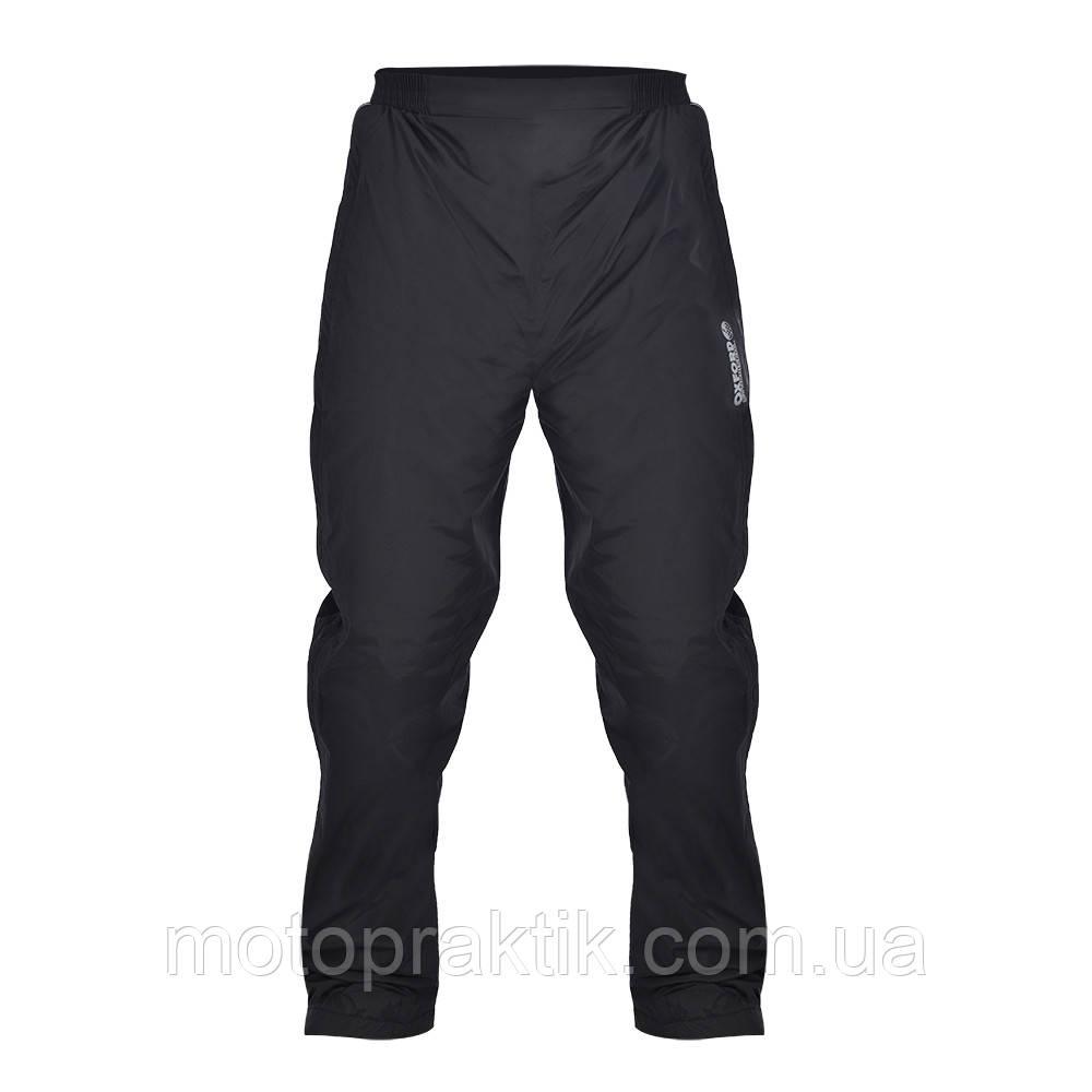 Oxford Stormseal Over Trousers, Black, S Мотоштаны дощові