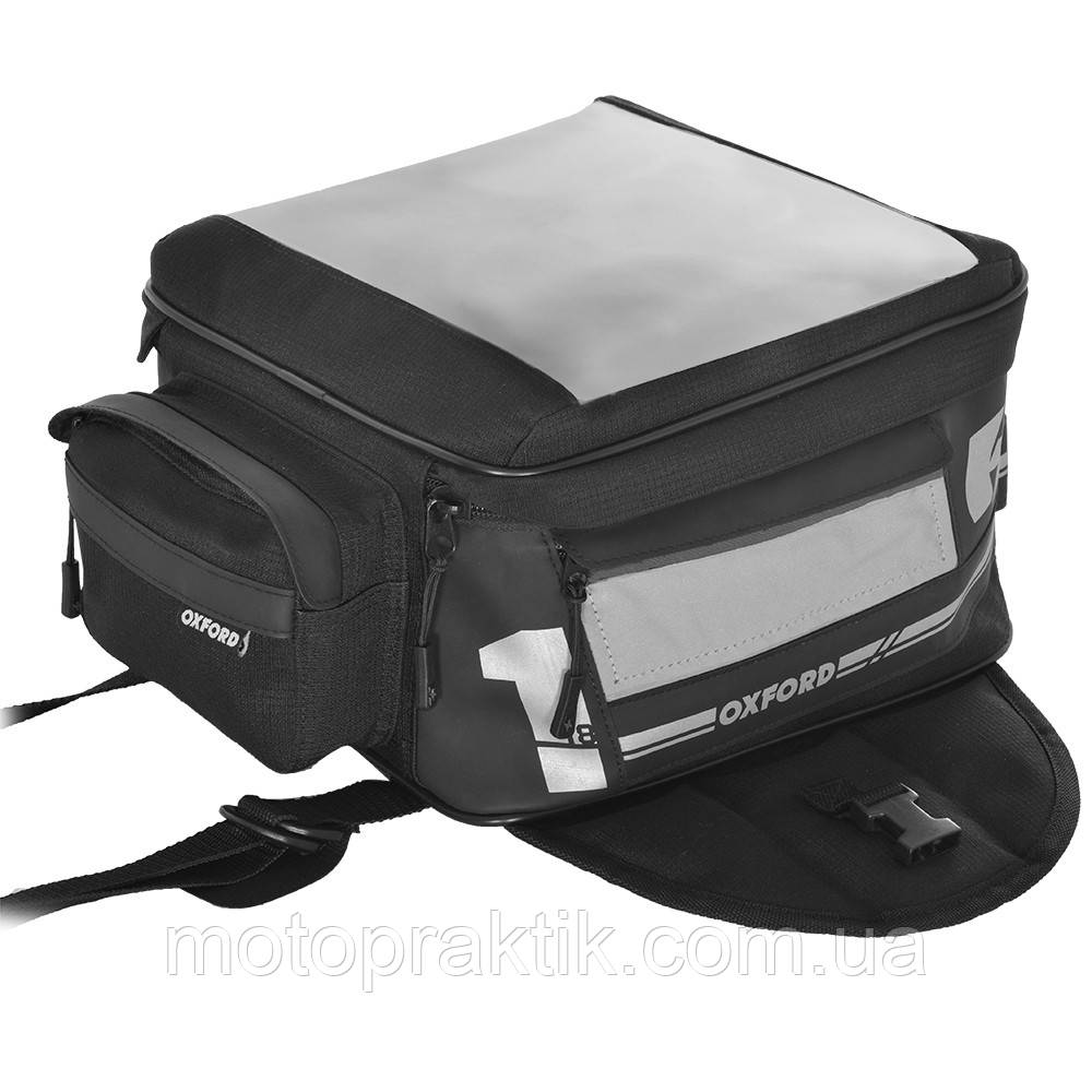 Oxford F1 Tank Bag Small 18L Magnetic, Сумка на бак магнітна
