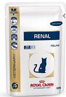 Royal Canin (Роял Канин) Renal (Ренал) Wet  почечная недостаточность для кошек, 85 г