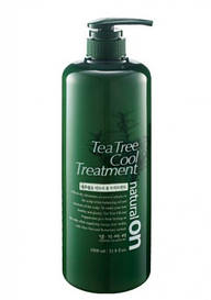 Охлаждающий кондиционер на основе чайного дерева Daeng Gi Meo Ri Tea Tree Cool Treatment 1000 ml