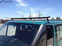 Багажник на крышу TRANSIT для низкой крыши, поперечины 180см