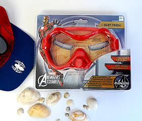 Маска для плавания Marvel Avengers 6+ IRM-S14-7038 Sambro Англия