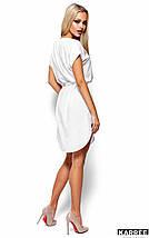 Женское платье свободного кроя с поясом (Тринити kr), фото 3