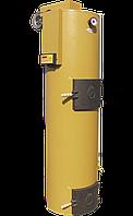 Котел твердотопливный длительного горения Stropuva (Стропува) S40-P с программатором и вентилятором