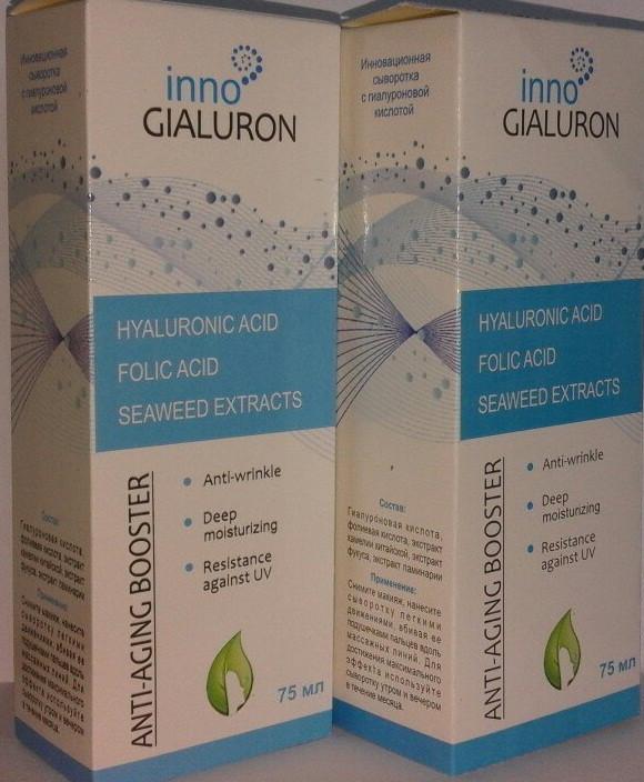 Inno Gialuron - антивозрастная сыворотка (Инно Гиалурон..