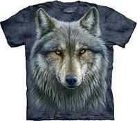 Футболка The Mountain - Warrior Wolf