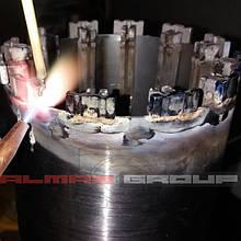 Реставрация алмазных коронок, алмазных дисков, алмазных коронок модульного типа