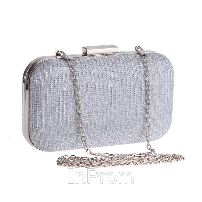 Вечерняя сумка Bluebell Classical Silver