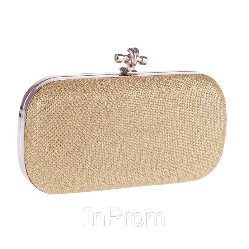 Вечерняя сумка Bluebell Node Gold
